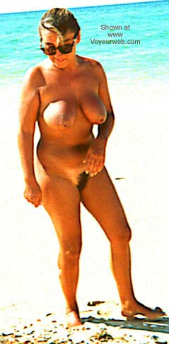 Pic #4 - Marian En la Playa