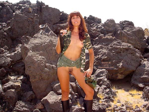 Pic #3 - *Un Brunette Tough Chick