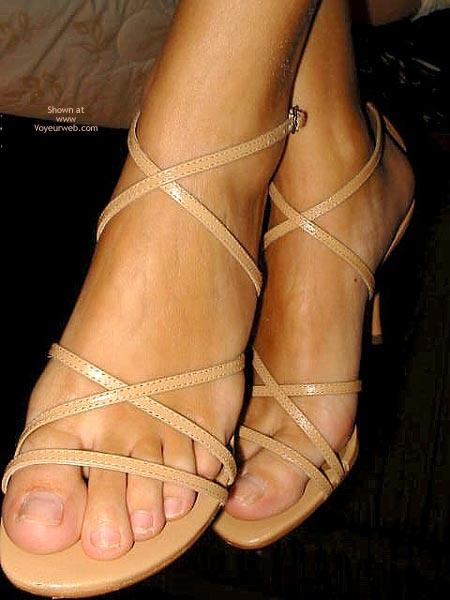 Pic #4 - My Wife Legs`N Feet