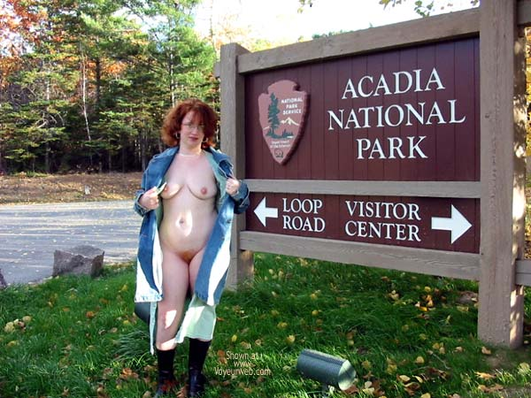 Pic #3 - *KP Real Red in Acadia National Park