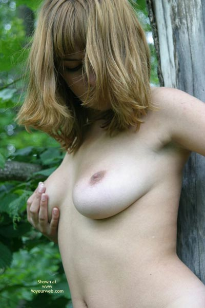 Pic #7 - Aroused Nipples