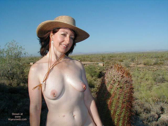 Pic #4 - Tish in Arizona