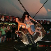 Girls On The Bull