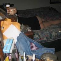Wife Sleeping