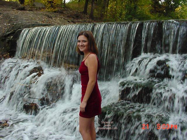 Pic #1 - 18 yo Scotti by The Waterfall
