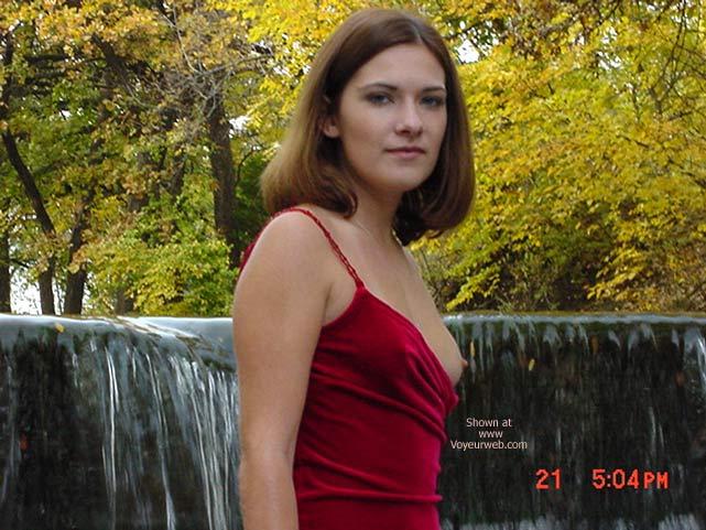 Pic #2 - 18 yo Scotti by The Waterfall