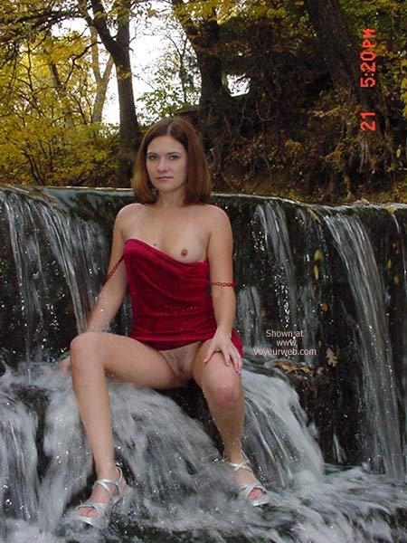 Pic #4 - 18 yo Scotti by The Waterfall