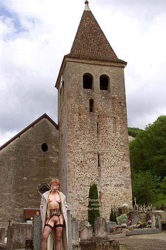 Pic #1 - Julie Hsavoie In Historic Village