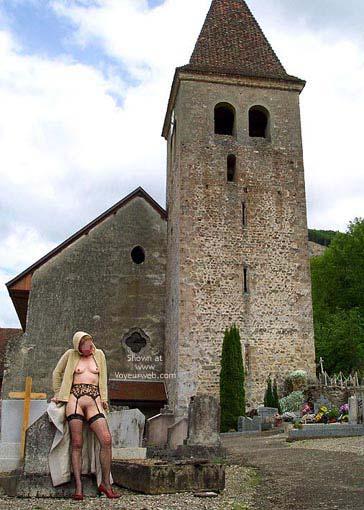 Pic #2 - Julie Hsavoie In Historic Village