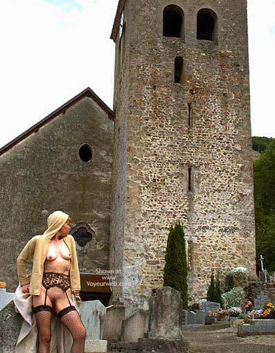 Pic #5 - Julie Hsavoie In Historic Village
