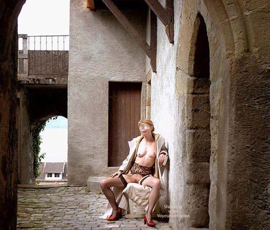 Pic #7 - Julie Hsavoie In Historic Village