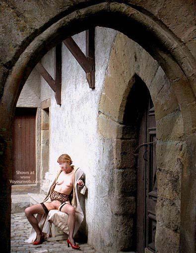 Pic #8 - Julie Hsavoie In Historic Village