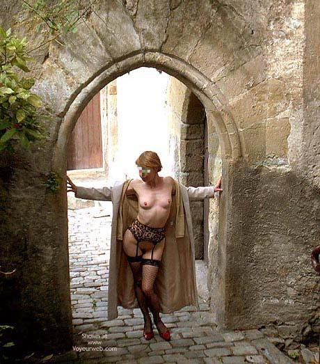Pic #10 - Julie Hsavoie In Historic Village