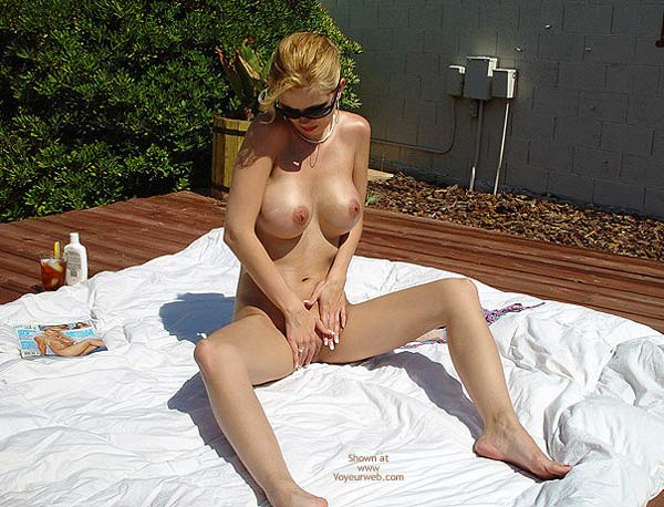 Pic #3 - Kittys Hot Sun Tan Experience