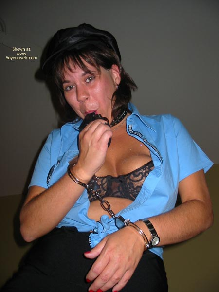 Pic #5 - *Un Naughty Officer