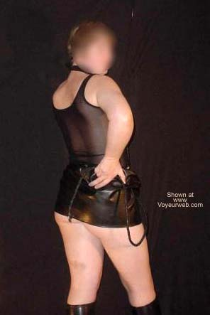 Pic #4 - Leather and Whip