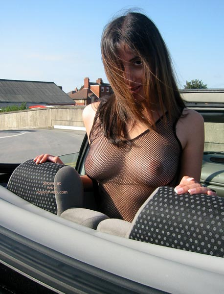 Pic #4 - The Sexy Ex Backseat Driver
