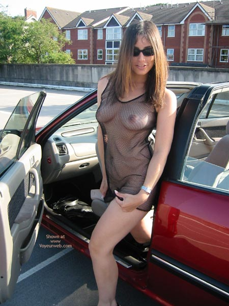 Pic #8 - The Sexy Ex Backseat Driver