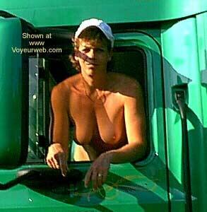 Pic #3 - Crazy Cookie Trucks Nude