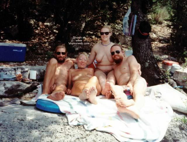 Pic #6 - Fun at Hippie Hollow