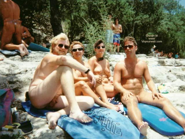 Pic #9 - Fun at Hippie Hollow