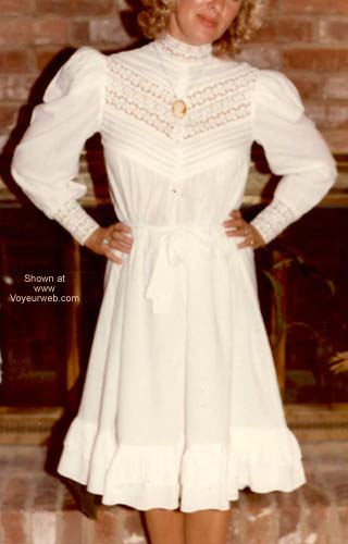 Pic #1 - White Dress Strip