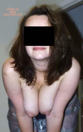 Pic #1 - Wife's Big Tits