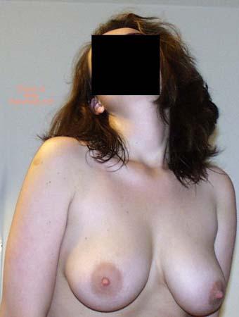 Pic #2 - Wife's Big Tits