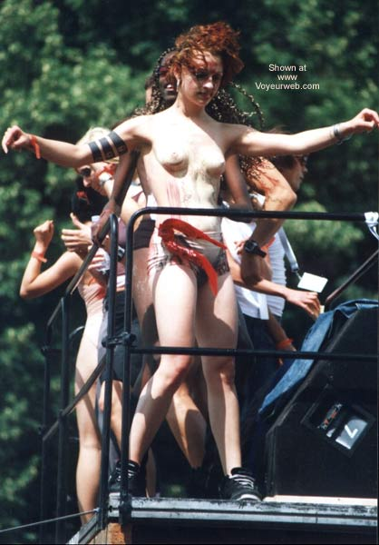 Pic #2 - 2001 Love Parade in Berlin
