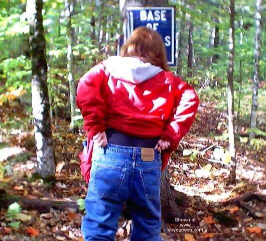 Pic #2 - Deb In The Bush!
