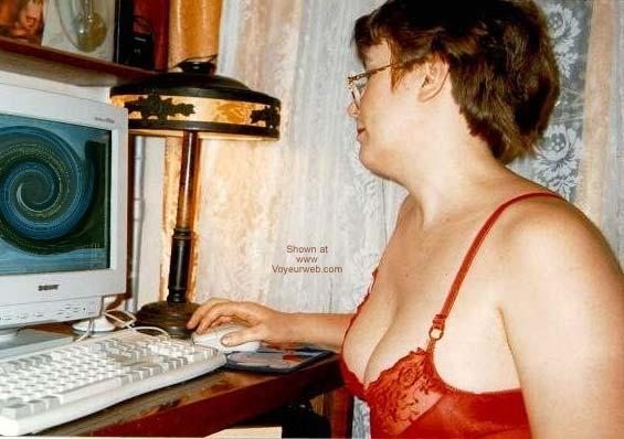 Pic #2 - Nude Irina Returns Home