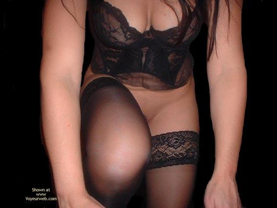 Pic #2 - Niki In Black