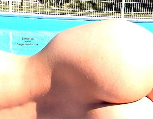 Pic #8 - Lounging by The Pool