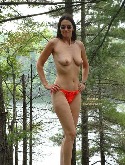 Pic #9 - Wickedmissvicky Goes Camping