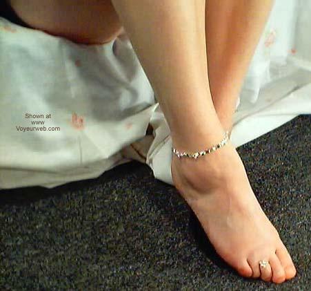 Pic #2 - Deb's Feet!