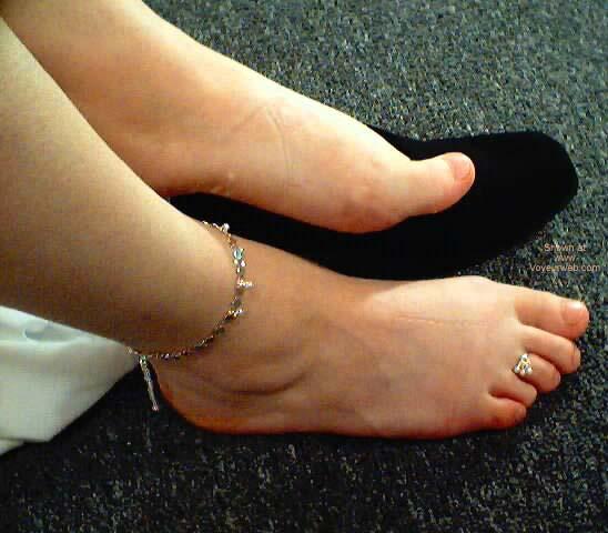 Pic #5 - Deb's Feet!