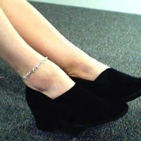 Deb's Feet!