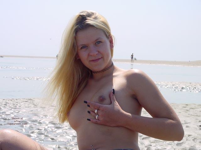 Pic #2 - Svenja In The Water