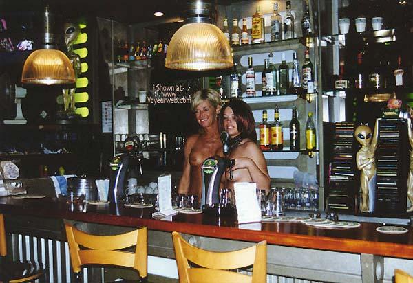Pic #7 - *GG Greta and Lisa Nude on Prins Hendrikkade