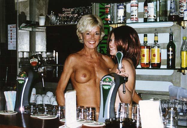Pic #8 - *GG Greta and Lisa Nude on Prins Hendrikkade