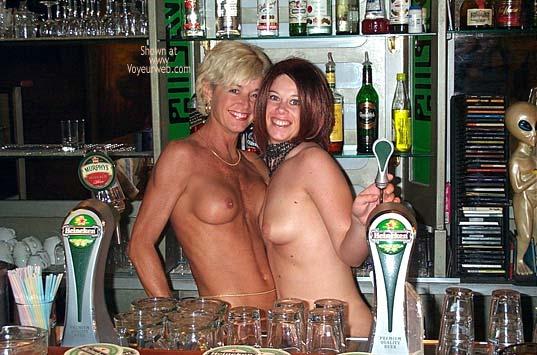 Pic #9 - *GG Greta and Lisa Nude on Prins Hendrikkade