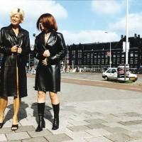 *GG Greta and Lisa Nude on Prins Hendrikkade