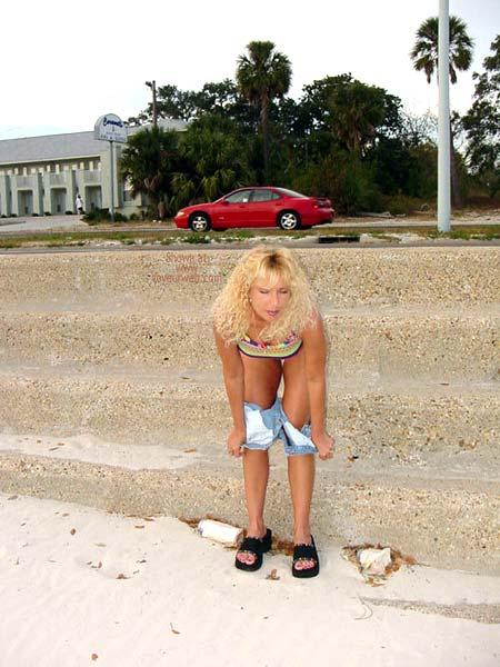 Pic #2 - Alysha in Biloxi, Mississippi