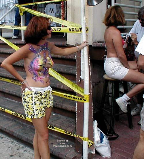 Pic #4 - Body Paint FF 2001 IV