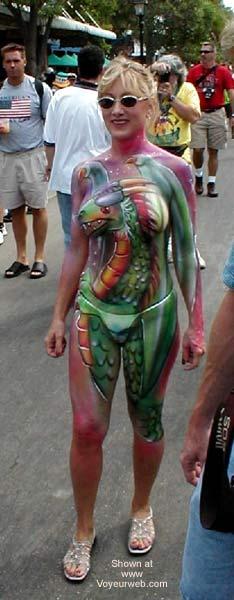 Pic #5 - Body Paint FF 2001 IV