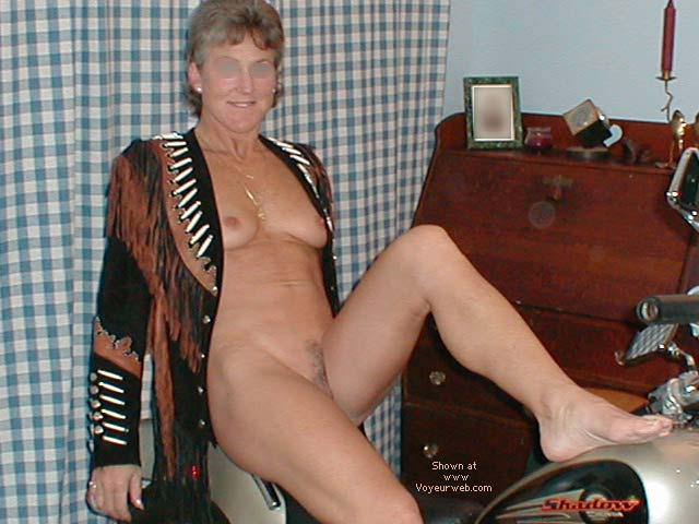 Pic #4 - 47 y/o Biker Babe From Va