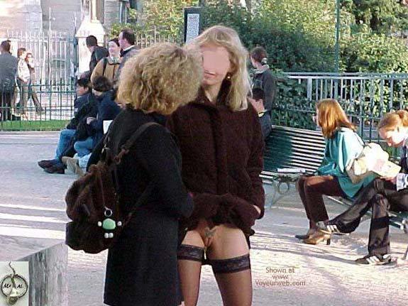 Pic #2 - *GG Ma-al & Magalie in Paris 3