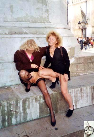Pic #6 - *GG Ma-al & Magalie in Paris 3