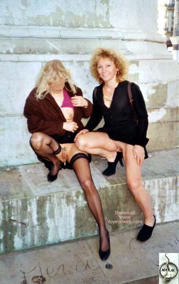 Pic #8 - *GG Ma-al & Magalie in Paris 3