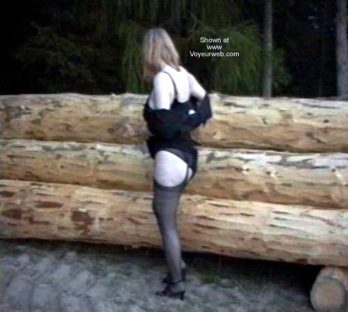Pic #6 - Vero in The Wood 1